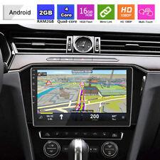 "9"" Android 9.1 2+16GB Car Stereo GPS Nav Multimedia Player WIFI 3G/4G OBD DAB BT"