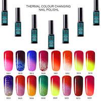 RAINBOW ABBY Gel Nail Polish  UV LED Thermal Color Changing Gel Polish Soak Off