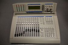 Graham-Patten D/ESAM 400 Digital Edit Suite Audio Mixer w/ Main Chassis, manuals