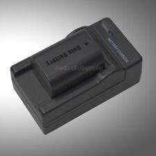 Charger + 1400mAh Battery for JVC BN-VG107U BN-VG114E Everio GZ-HM HD Camcorder