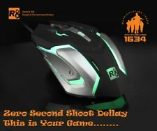 Original Ergonomic Gaming Mouse LED USB PC Professional Wired