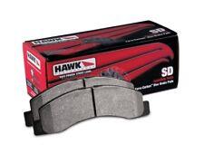 Hawk HB561P.710 SD SuperDuty High Friction Truck Brake Pads [Front Set]