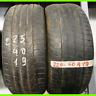 2 Pneus Pneumatiques Pirelli Runflat 225/40 R19