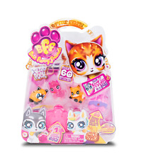 NEW BEST FURRY FRIENDS BFF SQUAD PACK - 77716