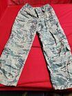 Trouser Men's Utility Air Force Tiger Stripe ABU Camo 32 Regular