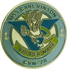 USS Carl Vinson Lapel Pin