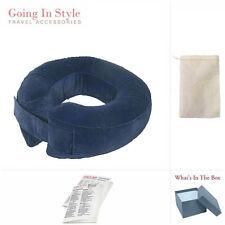 Komfort Kollar Inflatable Travel Neck Pillow Medium w/ Bag Set | Going In Style