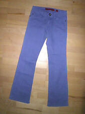 "Jeans-Hose Qs by s.Oliver ""Catie"" Slim Low/Boot Cut,flieder Gr.34/L32 (J1657)."
