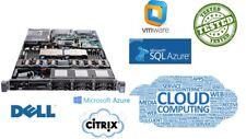 Dell PowerEdge R610 2x Xeon X5650 2.66GHZ Six Core 64GB DDR3, 600GB 10K Storage