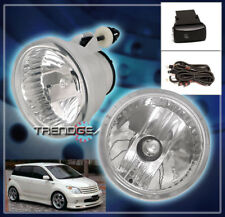 2000+ Echo/2003+ Mr2/2004+ Highlander Prius Xa Bumper Chrome Fog Lights W/Switch