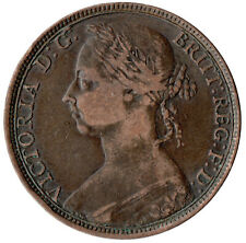 1891 ONE PENNY OF QUEEN VICTORIA / VERY HIGH GRADE    #JAN142