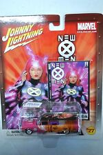 Johnny Lightning Marvel New X Men 66 Cadillac Hearse