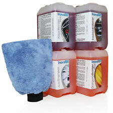 je 5l  Autoshampoo n`Wax  Insektenentferner Orangenölreiniger Felgenreiniger J20