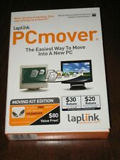 Laplink PCMover 2006 Windows 95 98 NT4.0 Me 2000 XP Vista Migration CD & Cable