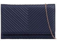 Bolsos de mujer grandes sin marca color principal azul