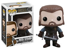 Funko Pop TV Game Of Thrones: Ned Stark Vinyl Action Figure Collectible Toy 3016