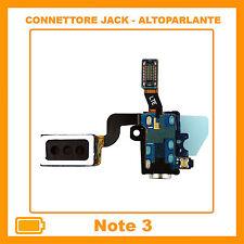 FLAT FLEX CAVO SPEAKER ALTOPARLANTE SENSORE PER SAMSUNG GALAXY NOTE 3 N9005