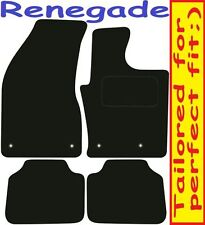 Jeep Renegade Deluxe calidad adaptados Tapetes 2015 2016 2017