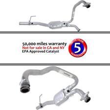 New Front Catalytic Converter for Dodge Ram 1500 1996-1999