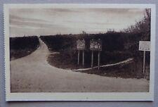V67) CPA VERDUN guerre - route de Verdun à Fleury Devant Douaumont