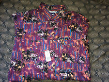 NEW Wrangler sz 16-35 Vntg Western Cowboy Shirt Button Rodeo Steer Roping