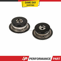 Pair Engine Variable Timing Sprocket Cam Camshaft Phaser Gear for GM 2.0L 2.4L