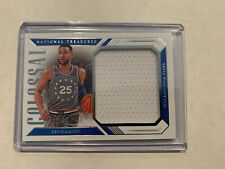 Ben Simmons 2018-19 National Treasures Colossal Game Worn Jersey D # /99 76ers