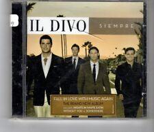 (HO961) Il Divo, Siempre - 2006 CD