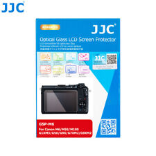 JJC Glass LCD Screen Protector for CANON EOS M6 M50 M100 PowerShot G9X G5X G1X