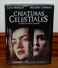 Peter Jackson criaturas celestiales con Kate Winslet (DVD)