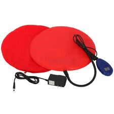 15W Safe Heated Cat Warmer Bed Pad For Dog Cat/Reptile Pet Red Warmer Mat B4