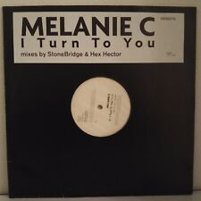 "Melanie C ‎– I Turn To You (2xVinyl, 12"", Maxi 33 Tours, Promo)"