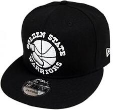 New era Golden State Warriors HC Black White 9 fifty SnapBack cap Limited Edition