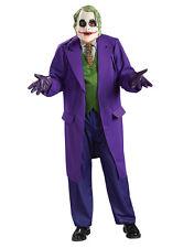"Caballero Oscuro Disfraz De Batman Joker estilo 2, Plus, pecho 46-52"" programas 42-46"", pierna 33"""