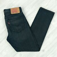 Levis 501 CT Button Fly Customized Tapered Jeans Mens Sz 30 x 32 (31 x 31) Dark