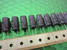 330UF 50V 105'c High Temp Radial Capacitor, Low ESR, UPS1H331MPH1TD, *X5* 75p ea