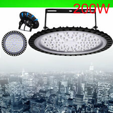 More details for high bay light 10x 200w led industrial warehouse commercial factory garage light