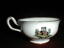 Royal Chelsea England~George Washington Scene Teacup/Cup~Signed H Funnell