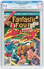 Fantastic Four Annual #11 CGC NM/MT 9.8 Highest Graded