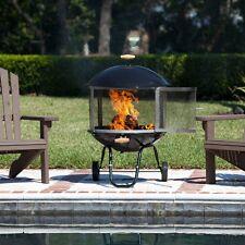 Fire Sense Bon Fire Portable Fire Pit