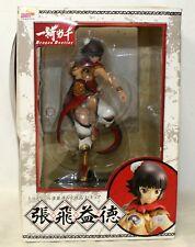 Ikki Tousen Dragon Destiny DD Zhang Fei 1/8 PVC Statue Figure New