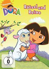 DORA - V4: REIME UND RÄTSEL   DVD NEU  TONYA SMAY/ERIC WEINER/+