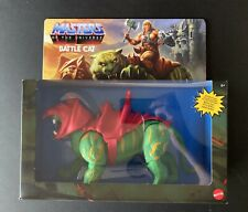 MASTERS OF THE UNIVERSE: Battle Cat - He-Man Retro *IN HAND* 2020 prince adam