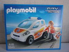 Playmobil City Acción 5543 La Ambulancia - NUEVO Y EMB. orig.