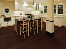 Maple Cappuccino Engineered Hardwood Flooring CLICK LOCK Wood Floor $1.99/SQFT