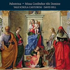PALESTRINA / YALE SCHOLA CA...-MISSA CONFITEBOR TIBI DOMINE & OTHER WORKS CD NEW
