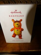 Hallmark Ornament 2018 Disney Winnie the Pooh and Tigger Too NIB