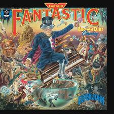 Elton John CAPTAIN FANTASTIC &THE BROWN DIRT COWBOY 180g REMASTERED New Vinyl LP
