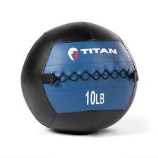 "ETHOS 10 LB Wall Medicine Ball Core Workout Cardio Muscle Exercises 14"""