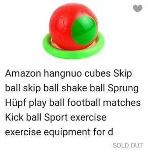 Brand New Ball On A Rope, Skip Ball multicoloured Unisex